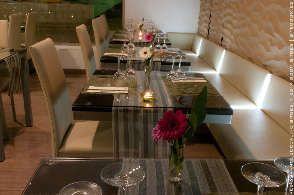 Restaurante Sitges boccalino sitges