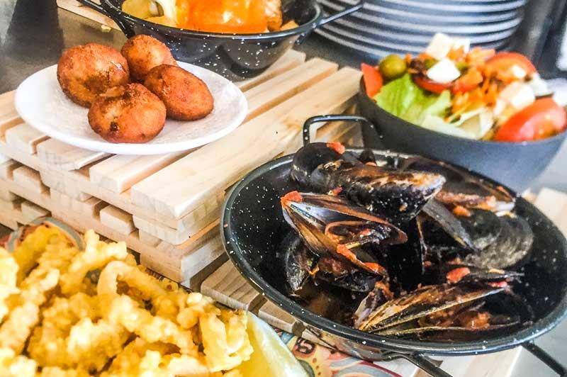 Menú Arrocero - Restaurante Boccalino Sitges - centro